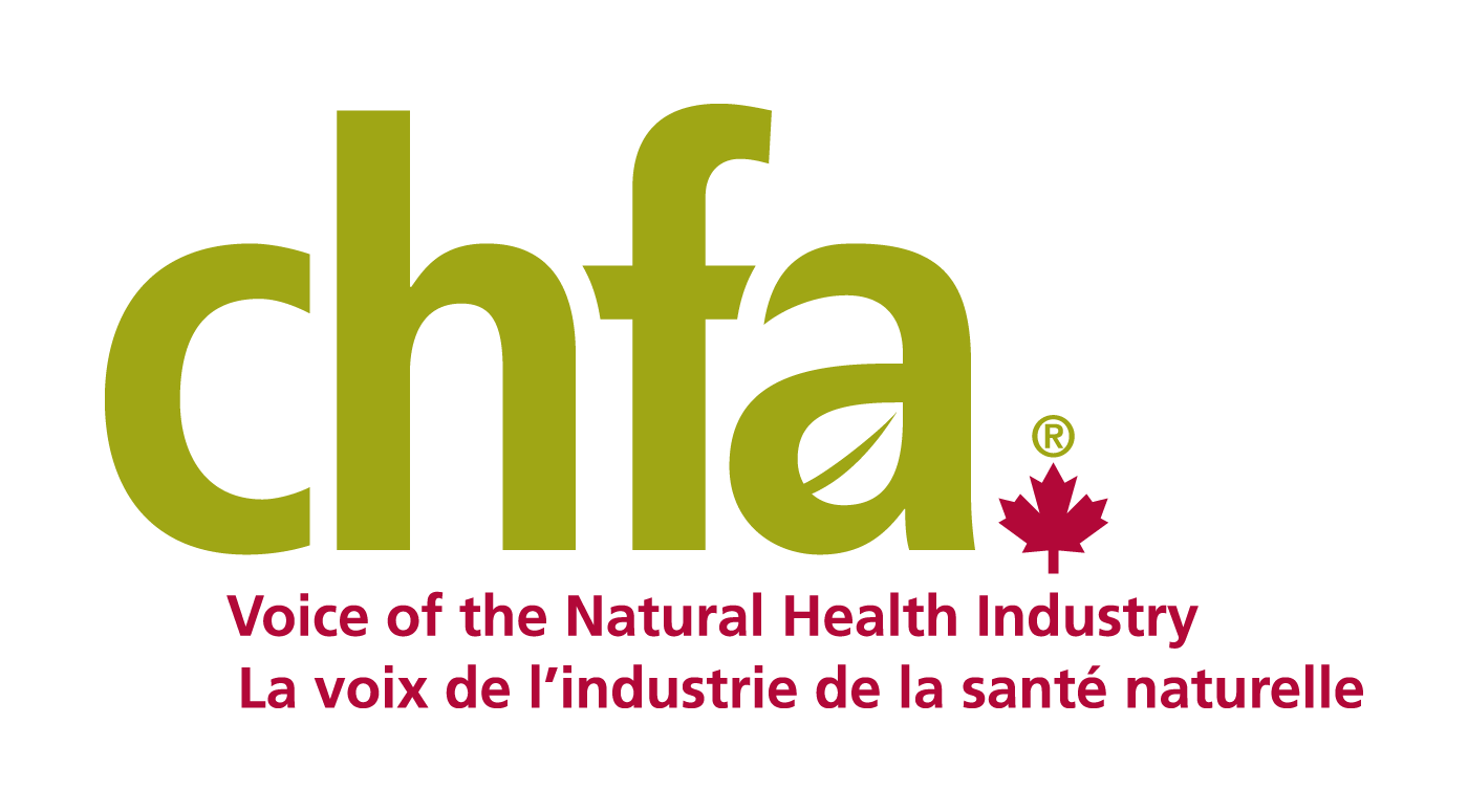 Canadian Health Food Association logo