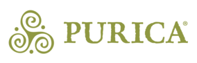 logo for keynote sponsor Purica