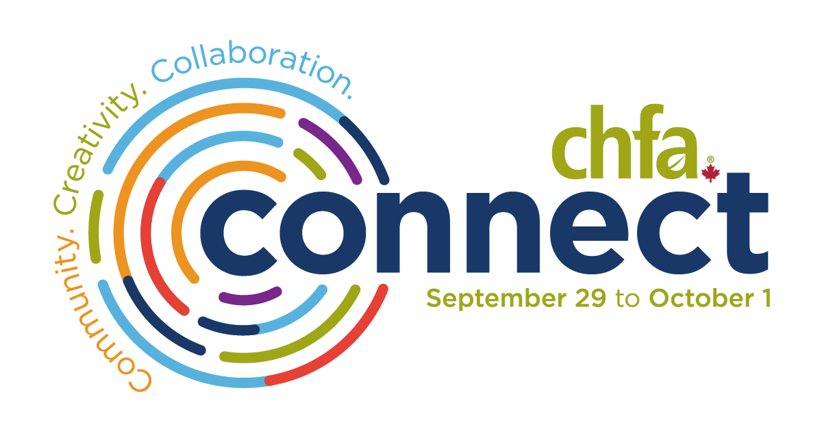 An advert for CHFA Connect 2020