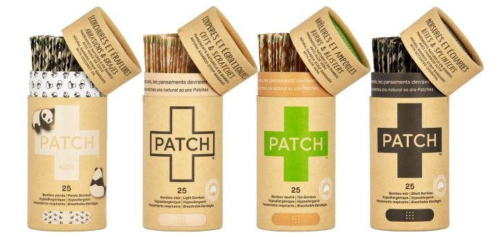 Patch Bamboo Bandages - Nutricare
