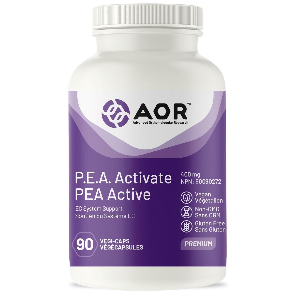 P.E.A. Activate
